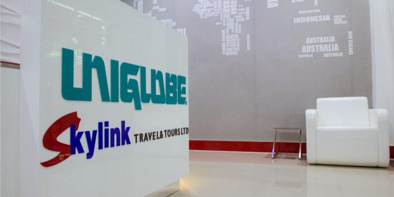 Uniglobe Reception