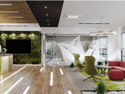 nature office interior design dar es salaam